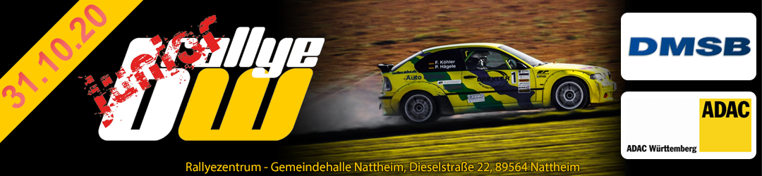 ADAC Junior Rallye BW
